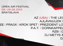 Súťaž o dva voľné vstupy na festival Hip Hop Žije 2015