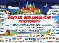 Vyhraj 4 VIP vstupenky na Rozprávky na Bojnickom zámku 2015