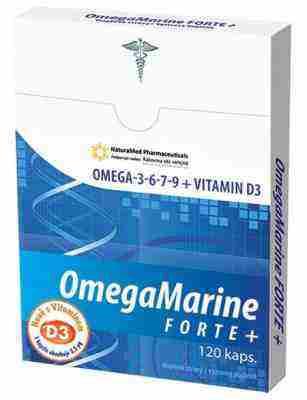 Vyhrajte 2-mesačné balenie OmegaMarine Forte+