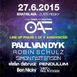 Vyhrajte lístky na OAF Bratislava 2015
