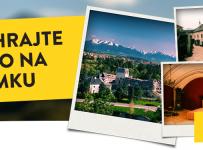 Vyhrajte romantický pobyt na zámku a ďalších 50 cien od SPP