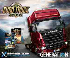 Súťaž o 5x Eurotruck Simulator 2+DLC