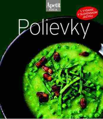 Súťaž o dva kusy knihy Polievky