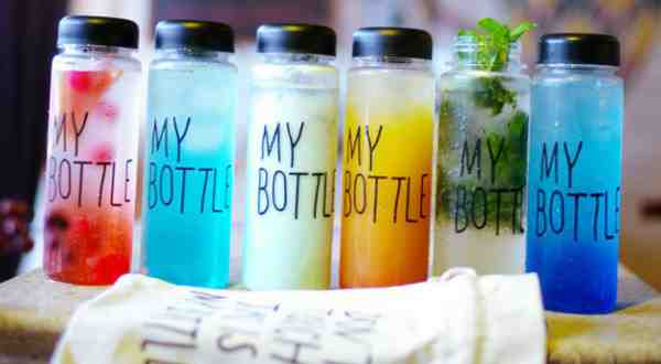 Súťaž o tri praktické a štýlové fľaše MY BOTTLE