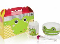 Súťažte o detský porcelánový set Bonami