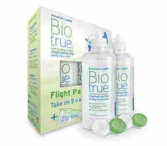 Vyhrajte Biotrue Flight pack