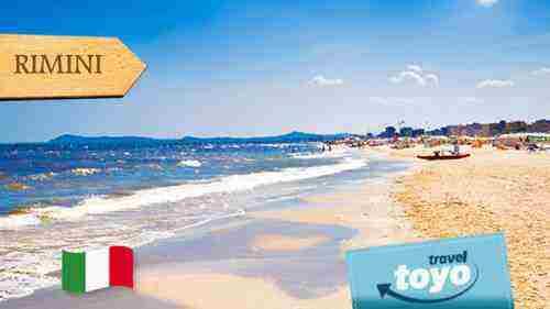 Vyhrajte letný predĺžený víkend pri mori v Rimini pre 2 osoby