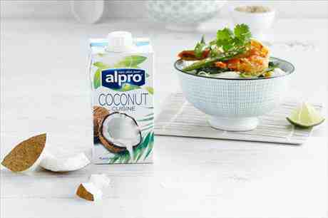 Vykouzlete dokonalé pokrmy s Alpro výrobky!