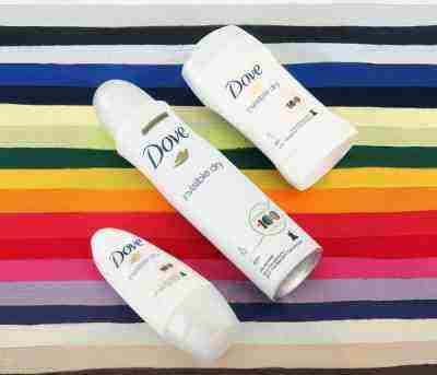 Súťaž o 3x balíčky kozmetiky DOVE v hodnote 20€