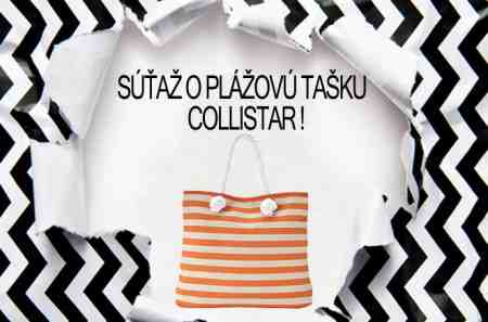 Súťaž so značkou Collistar