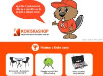 Velká súťaž s Kokiskashop.sk