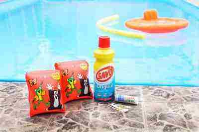 Vyhrajte nafukovací bazén a balíček výrobkov SAVO