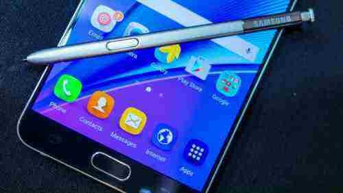 Vyhrajte nový Samsung Galaxy Note 5