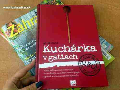 Časopis ZÁHRADKÁR vám daruje knihu plnú inšpirácií
