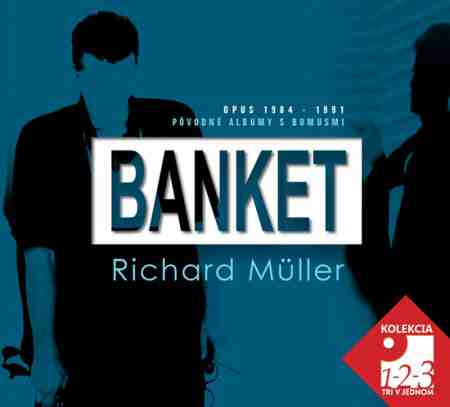 Súťaž o CD – BANKET 1984 – 1991