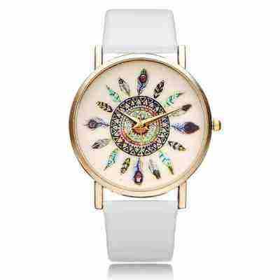 Soutěž o Geneva hodinky s indiánskými vzory