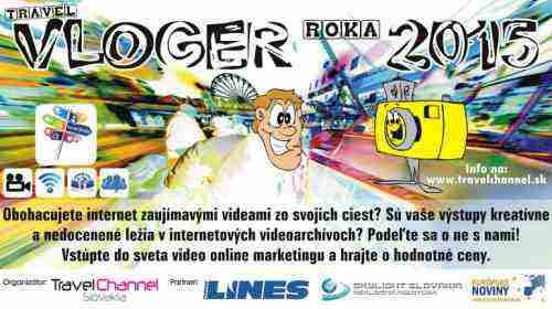 Travel vloger roka 2015