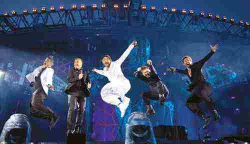 Vyhraj 2 vstupenky na koncert Take That do Viedne!