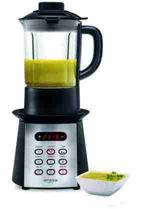 Vyhrajte kuchynský mixér s funkciou varenia Orava RMH-900