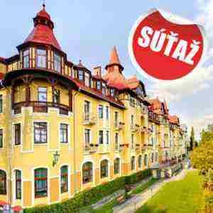 Vyhrajte pobyt v Grandhoteli Praha **** v Tatranskej Lomnici