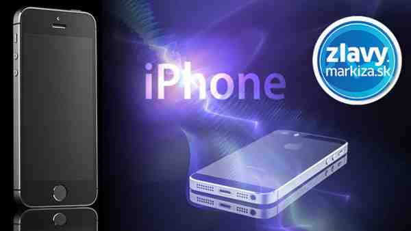 Vyhrajte skvelý mobilný telefón Apple iPhone 5 - refurbished model