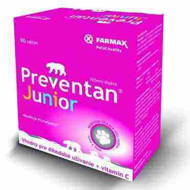 Vyhrajte výživový doplnok Preventan® Junior