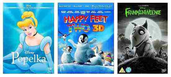 Zapojte sa do súťaže o DVD filmy!