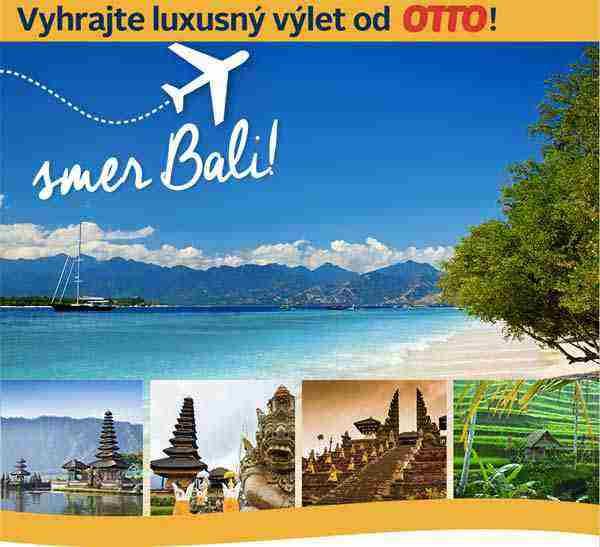 Vyhrajte dovolenku snov v exkluzívnej destinácii na ostrove bohov Bali!