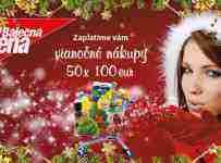 Báječná Žena Vám zaplatí vianočné nákupy!
