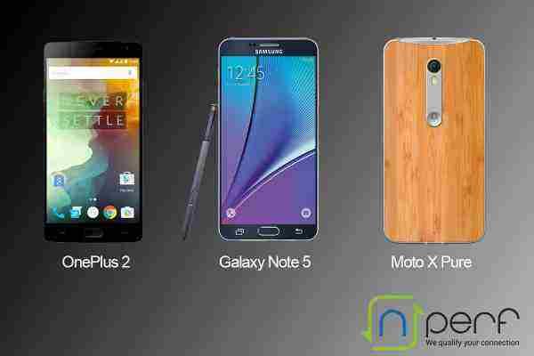 Vyhrajte Galaxy Note 5, OnePlus 2 alebo Moto X Pure