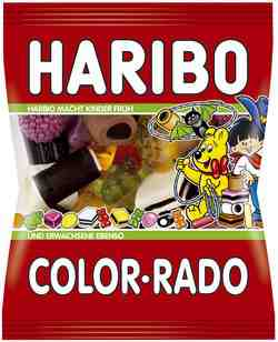 HARIBO Color-Rado, to je sladce strašidelný Halloween