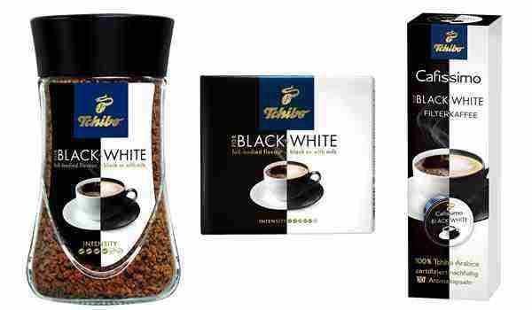 Súťaž Tchibo FOR BLACK'N WHITE