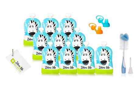 Súťaž o 20 balíčkov kapsičiek Zebra&Me