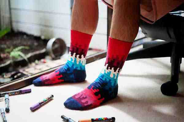 Súťaž o ponožky Happy Socks