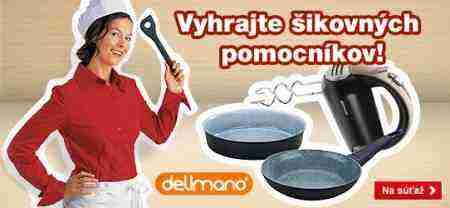 Súťaž so značkou Delimano