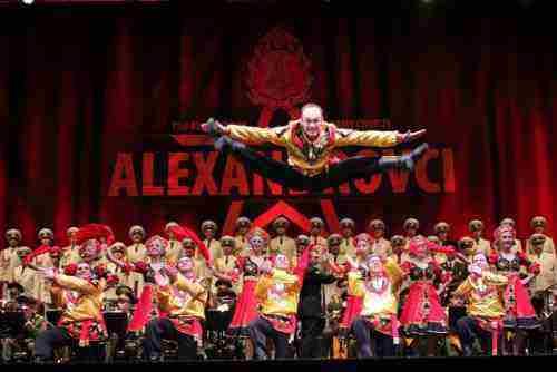 Súťažte o 2 lístky na fenomenálnych Alexandrovcov!