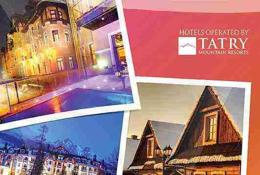 Súťažte o jeden z troch víkendových wellness pobytov v Tatrách