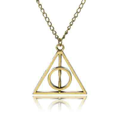 Soutěžte o náhrdelník s přívěskem ve tvaru trojúhelníku