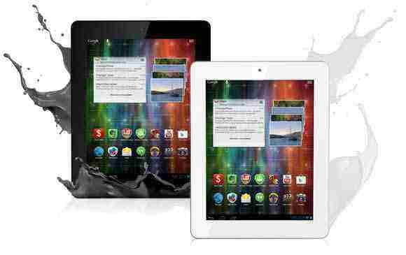 Vyhraj tablet Prestigio MultiPad 4
