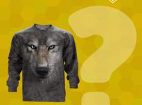 Vyhraj tričko s vlkom!