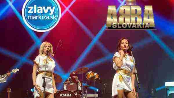 Vyhrajte vstupenky na live koncerty revivalovej skupiny ABBA Slovakia