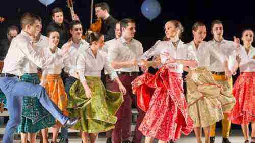 Vyhrajte vstupenky na skvelé predstavenia Tanečného divadla Ifjú Szivek