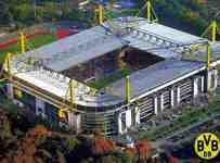 Vyhrajte zájazd na stretnutie Borussia Dortmund - Eintracht Frankfurt