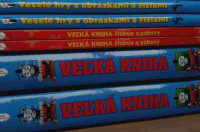 Zasúťažte si o balíčky kníh pre deti