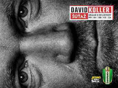 Súťaž o 30 lístkov na turné Davida Kollera
