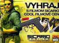 Vyhraj s filmom Sicario