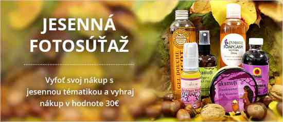 Jesenná fotosúťaž s BIOnatural.sk