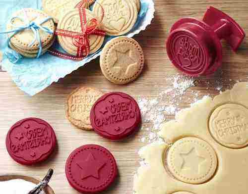 Súťaž Tchibo o pečiatky na vykrajovanie koláčikov