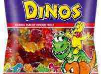 Súťaž o želatínové HARIBO Dinos
