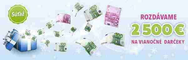 Súťaž o 2 500 € na Bazar.sk